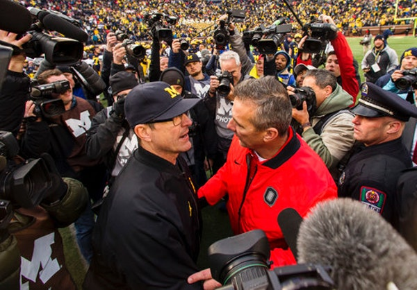 Who's feeling the heat, and who's not, among Big Ten football coaches?