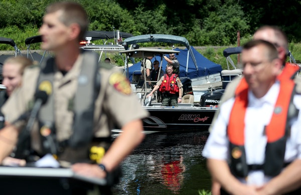 The DNR and other law enforcement agencies are kicking off Operation Dry Water, a concerted effort to crack down on drunken boaters this weekend. The