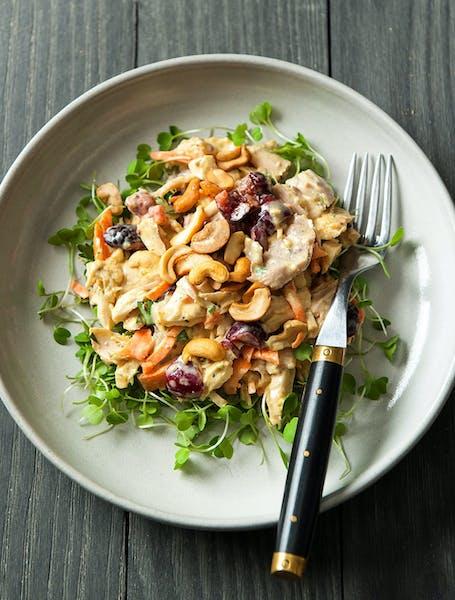 Splendid Chicken Salad. Photo by Mette Nielsen * Special to the Star Tribune