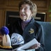 The Vikings surprised Millie Wall by sending her some tickets to her first playoff game for her upcoming 100th birthday.