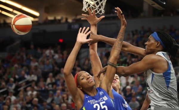 It took a while, but Fowles is looking more like the reigning MVP