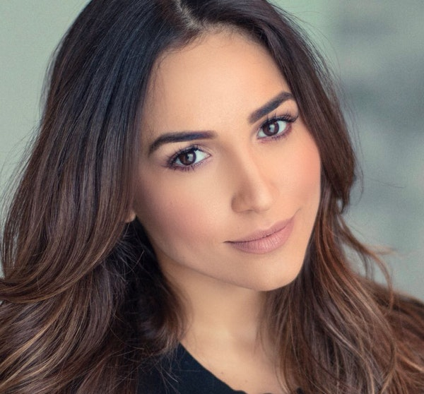 """Ana Isabelle, starring as Anita in """"West Side Story"""" at the Guthrie Theater."""