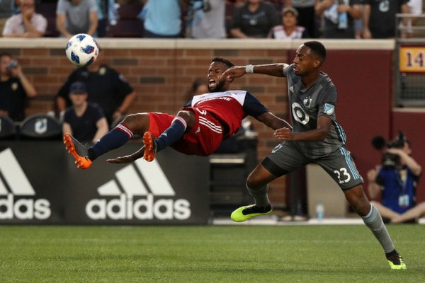 Rookie Mason Toye finds his comfort with Minnesota United