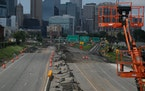 MnDOT closed the ramps to general traffic in June as part of the massive $239 million downtown-to-Crosstown reconstruction project.