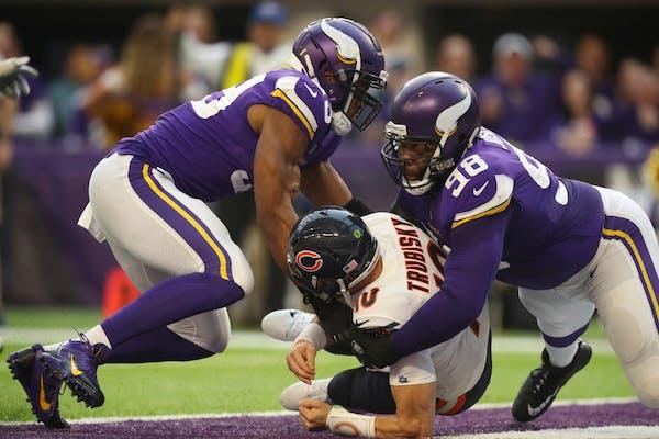 Will the Vikings defensive line reignite its pass rush?