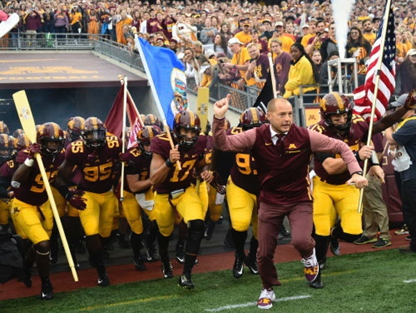 Gophers football updates: Recruiting, award nominees and more