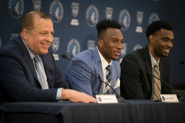 Listen: After the draft, what do the Timberwolves do in free agency?