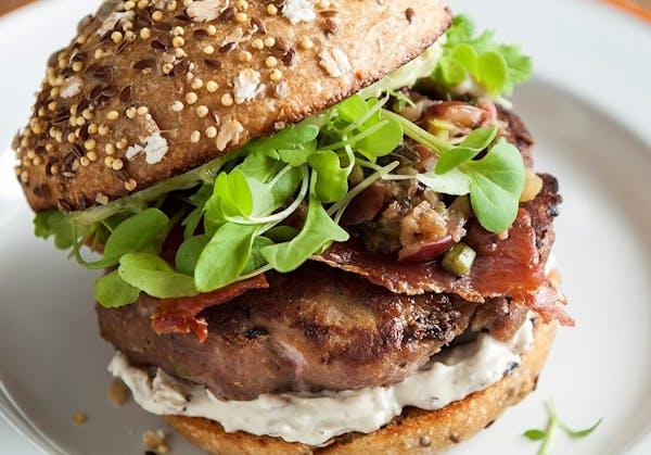 Better Turkey Burger.