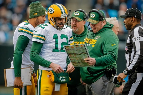 Are they serious? NFL Network wonders if Packers can go 16-0