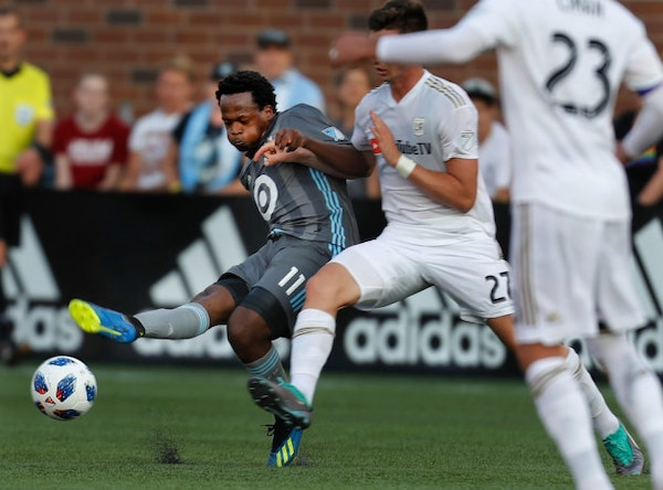 Postgame: Loons winger Romario Ibarra makes his debut