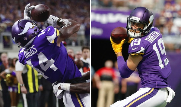 Diggs and Thielen: Can Vikings keep one of the NFL's top receiving duos?