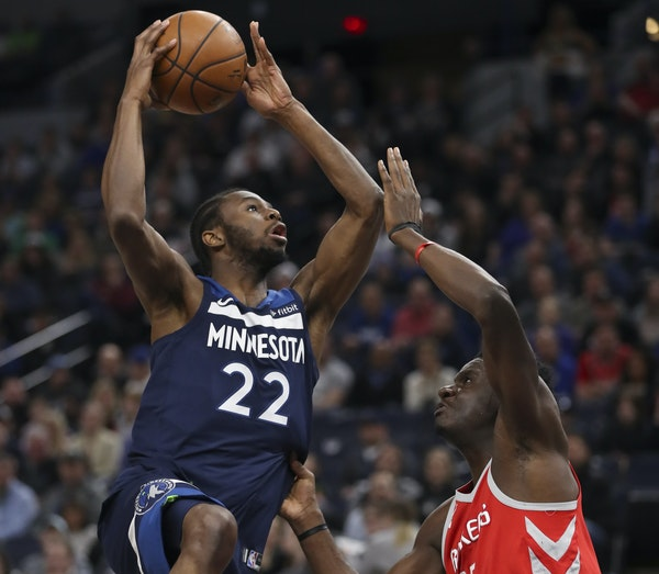 Andrew Wiggins is a 2018-19 wild card. Will he be motivated? Traded?