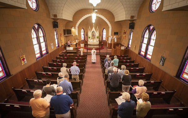 As churches close in Minnesota, a way of life comes to an end