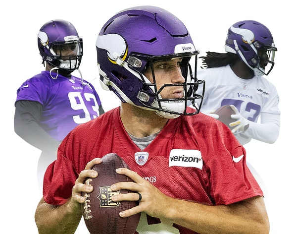 Sheldon Richardson, Kirk Cousins and Dalvin Cook are all pieces that must come together for the Vikings this season.
