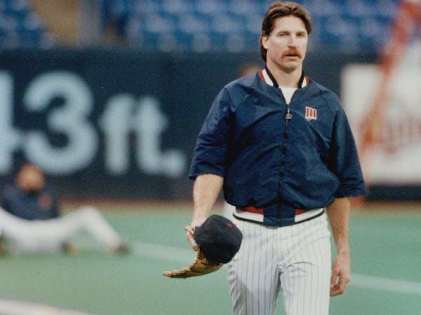 Former Twins pitcher Jack Morris in October, 1991