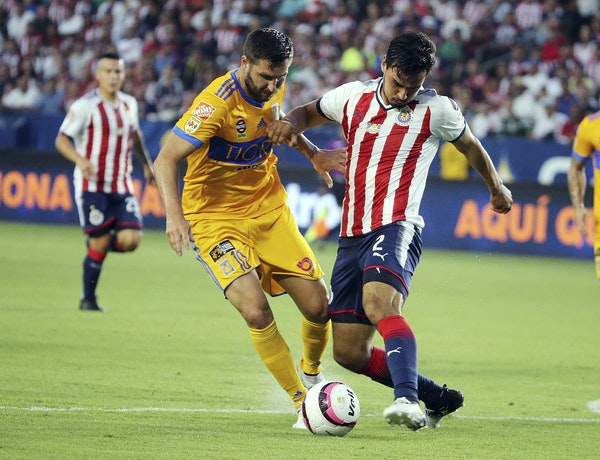 Liga MX is becoming more popular with American fans