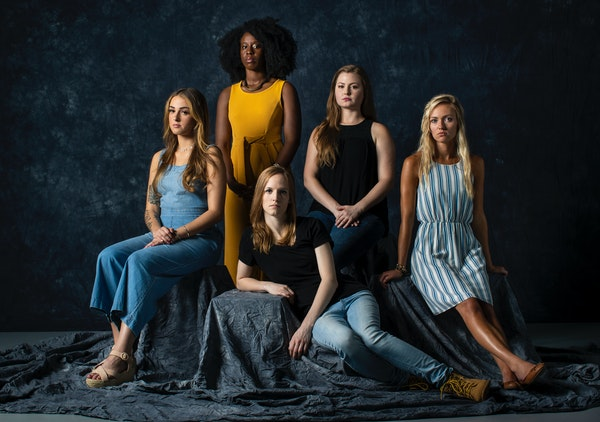 These women stepped forward with harrowing stories of being raped, then watched in shock as investigators did little or nothing to pursue their cases.