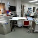 An autopsy bay at the Hennepin County Medical Examiner's Office in Minneapolis.