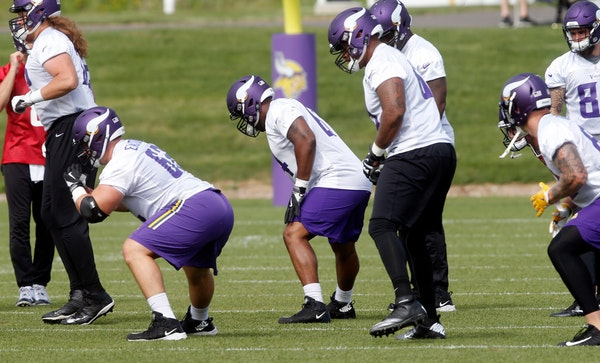 Help wanted: Here are the openings in a 'two-tier' Vikings roster