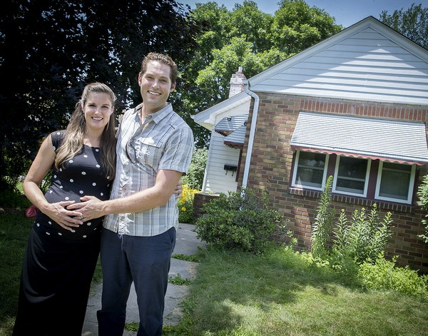 After Chris Iles and his wife, Tinen, bought a bigger house, they rented out their Minneapolis bungalow.