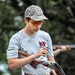 Woodrow Glazer of New Prague High School hit all 100 targets in an amazing display of shooting in June and July in the individual events at the USA Hi