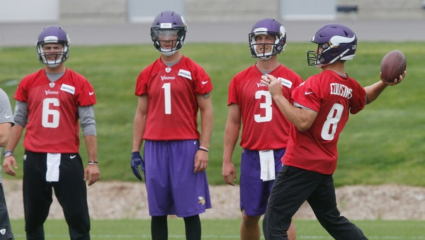 Who's in? Who's out? A 53-man roster projection for the Vikings