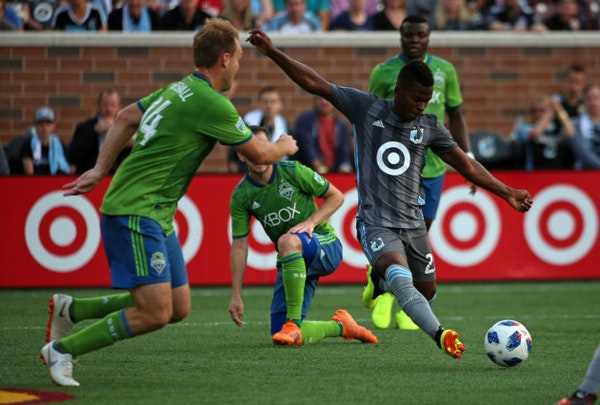 Loons playmaker Quintero will miss second-consecutive game