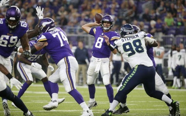 QB Kirk Cousins: Vikings game could have gone 'so much better'