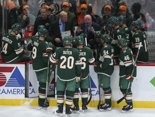 Wild will play 11 games on national TV, including two on NBC