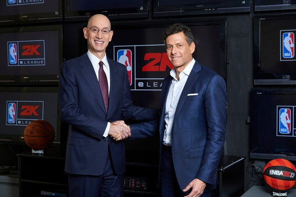 Timberwolves to have affiliate team in NBA 2K esports league