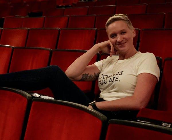 "Kourtni Lind-Watson helps keep ""Hamilton's"" dancers on point."