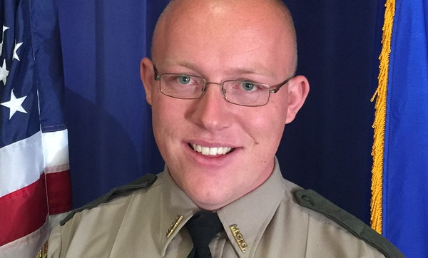 Conservation officer Kyle Quittschreiber died in a farm accident.