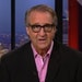 Mark Rosen, giving an update to viewers last month on his wife's battle with cancer.