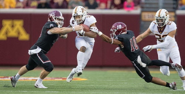 Three takeaways from the Gophers' 48-10 win over New Mexico State