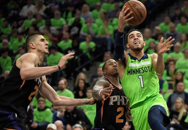 Wolves' preseason finalized; game against Bucks to be played in Ames, Iowa