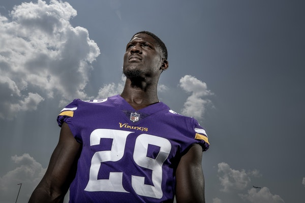 Cornerback Xavier Rhodes and his defensive mates exited last season knowing they would need to improve at combating the run-pass option.