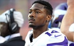 Minnesota Vikings wide receiver Stefon Diggs loves Young Joni.