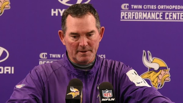 Zimmer on Packers: 'We're gonna have our hands full'