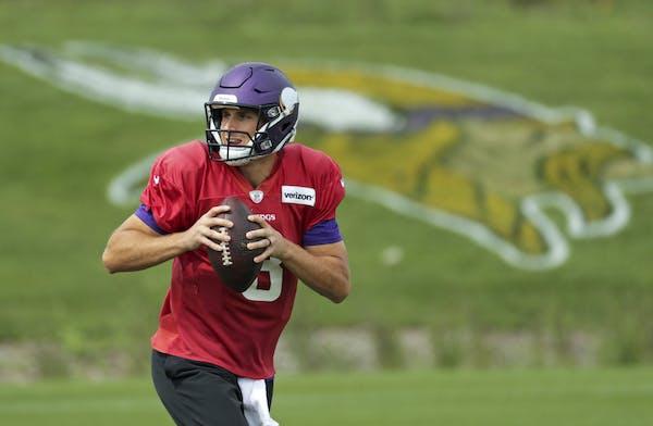 Vikings quarterback Kirk Cousins will face 49ers coach Kyle Shanahan, his former offensive coordinator in Washington, when the Vikings open the season