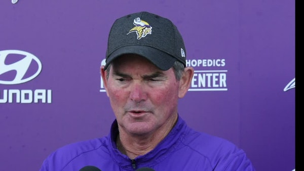 Zimmer says Vikings must 'prepare for every scenario' against Rodgers
