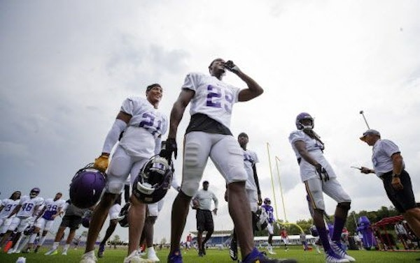 Who are the players on the Vikings' 53-man roster? We take a close look at their pedigree, home-states, colleges and more.