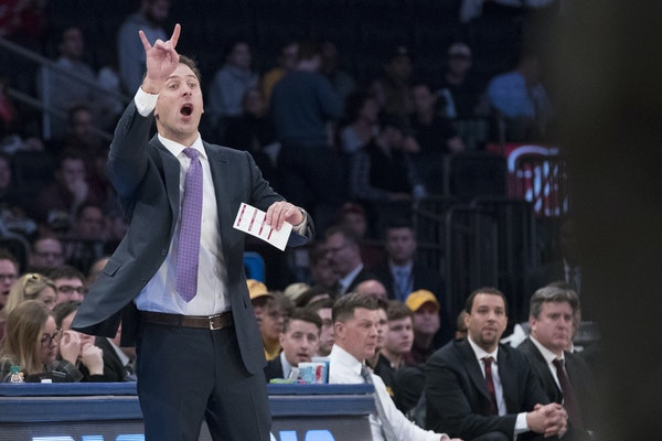 Richard Pitino and the Gophers will now play three games during their November trip to Vancouver.