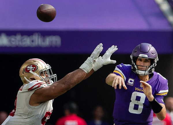 Welcome to the rivalry: Cousins gets NFC North debut at Lambeau