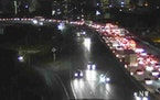 Gridlock slow to ease on westbound I-94 in downtown Minneapolis as lanes reopen