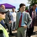 Minneapolis Mayor Jacob Frey visited the growing homeless encampment near the Little Earth housing project last week and talked with American Indian l