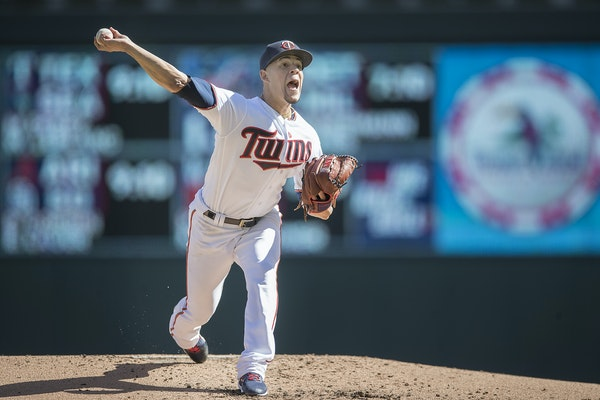 Jose Berrios delivered on Friday as the Twins won the first game of a doubleheader against the White Sox.
