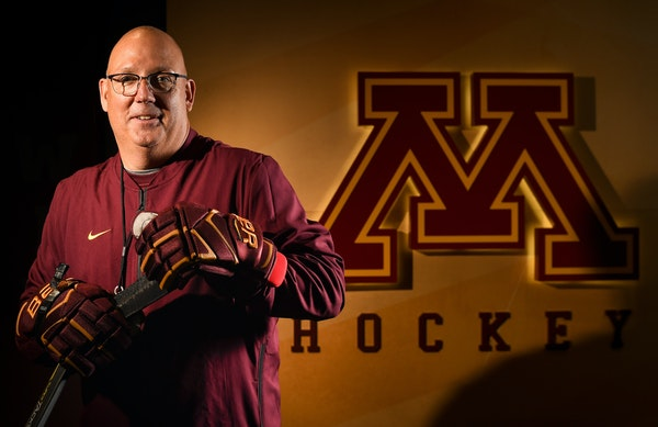 Bob Motzko thought he would have time this past summer to relax and fish at his cabin. Instead, the former St. Cloud State hockey coach took the high-