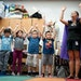 Moslais Xiong played a game to help her class focus on listening. Districts are facing pressure from the state to lower race-based discipline disparit