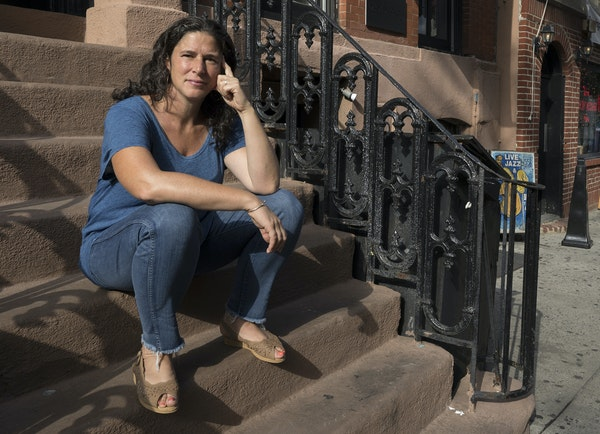 """Rebecca Traister uncovers the hidden history of female fury in """"Good and Mad,"""" which brings her to St. Paul's Fitzgerald Theater Oct. 17."""