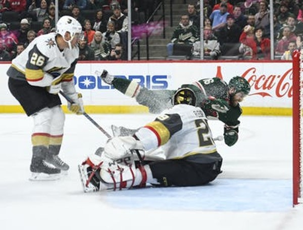 Wild will try to correct slow starts during four-day break
